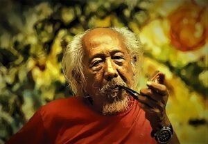 Empat pelukis terkenal Indonesia dan sekolahnya
